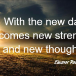 Quotes About Strength by Eleanor Roosevelt