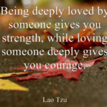 Quotes About Strength by Lao Tzu