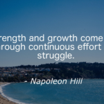 Quotes About Strength by Napoleon Hill