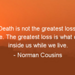 Quotes About Sympathy by Norman Cousins