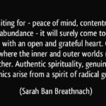 Quotes About Thankful by Sarah Ban Breathnach