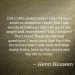 Quotes About Trust by Henri Nouwen