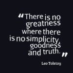 Quotes About Truth by Leo Tolstoy