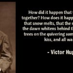 Quotes About Valentine's Day by Victor Hugo