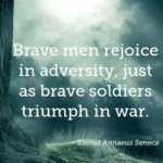 Quotes About Veterans Day by Lucius Annaeus Seneca