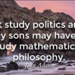 Quotes About War by  John Adams