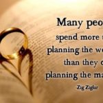 Quotes About Wedding by Zig Ziglar