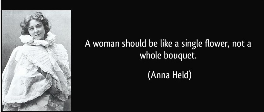 Quotes About Women by Anna Held