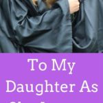 Quotes For My Daughter Graduating High School