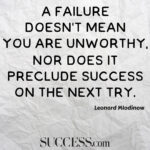 Quotes For Success After Failure