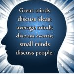Quotes From Great Minds