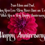 Quotes On Anniversary For Parents Twitter