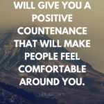 Quotes On Positive Smile Pinterest