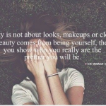 Quotes about Being Beautiful Tumblr