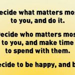Quotes about Being Happy Life