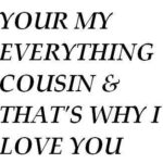 Quotes about Cousins Tumblr