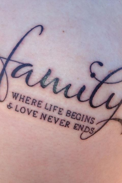 Quotes about Family Tattoo Ideas – Upload Mega Quotes