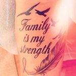 Quotes about Family Tattoos For Man