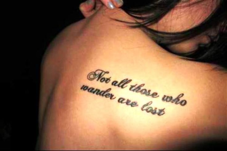 Short Tattoo Quotes For Guys Best Tattoo Ideas