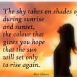 Ram Charan Quotes About Hope