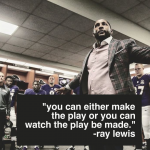 Ray Lewis Quotes From A Football Life