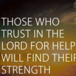 Religious Quotes about Strength In Hard Times