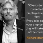 Richard Branson Quotes Employees Facebook