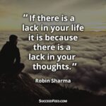 Robin Sharma Quotes On Life Facebook