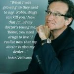 Robin Williams Quotes Alone