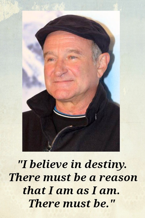 Robin Williams Quotes On Laughter