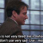 Robin Williams Quotes Sad