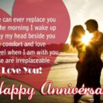 Romantic Anniversary Messages Facebook