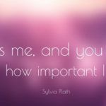 Romantic Quotes by Sylvia Plath