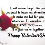 Romantic Valentines Day Messages