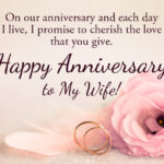 Romantic Wedding Anniversary Wishes For Husband Twitter
