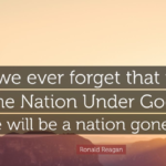 Ronald Reagan Quotes About Patriotism
