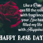 Rose Day Quotes For Hubby Pinterest