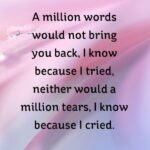Sad Images With Quotes In English Pinterest