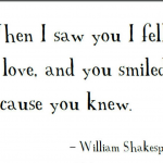 Shakespeare Love Sonnets