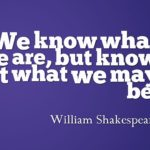 Shakespeare Quotes Wallpaper