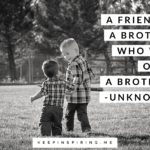 Short Brother Quotes Twitter