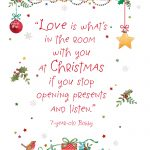 Short Christmas Sayings For Cards