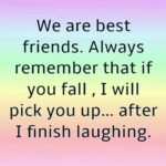 Short Funny Friendship Quotes Pinterest