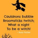 Short Halloween Sayings