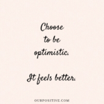 Short Optimistic Quotes