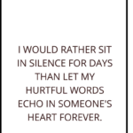Silence Hurts Quotes