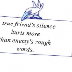 Silence Hurts Quotes and Sayings