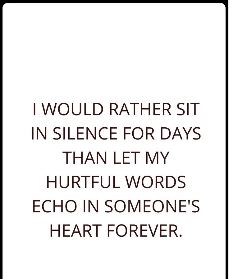 Hurtful Words Quotes Quotes For You And Me