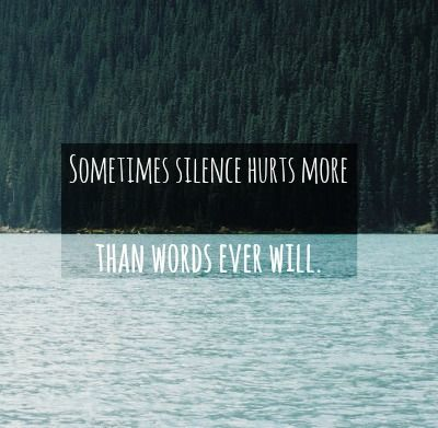 Quotes About Silence Tumblr Silence Quotes Tumblr ...