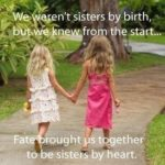 Sisters Friends Quotes